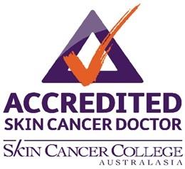 Accredited Skin Cancer Doctor logo